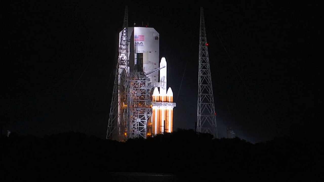 Precautions Push Next Possible Delta IV Rocket Launch to Tuesday