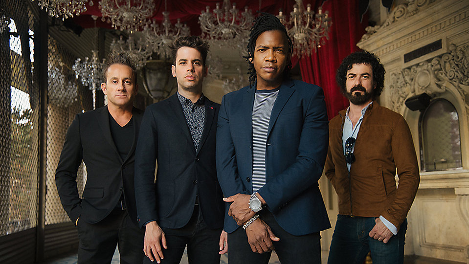 Newsboys will perform at SeaWorld Orlando's Praise Wave this September. (SeaWorld)