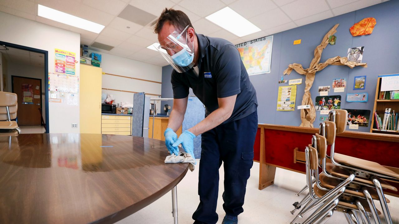 Florida Teachers Union S Suit Over School Reopening Moved