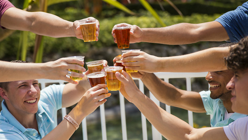 SeaWorld Orlando is hosting a craft beer festival this fall with more than 100 brews to choose from. (SeaWorld Orlando)