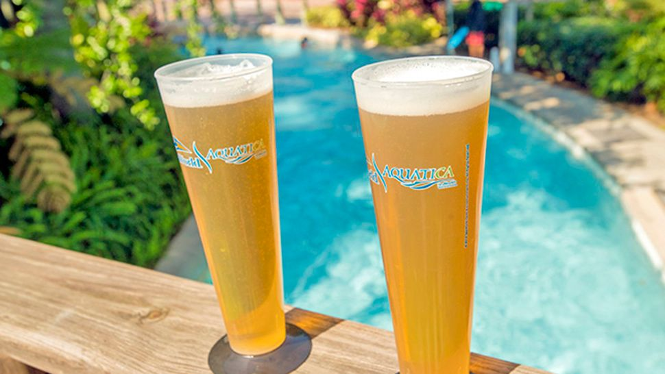 SeaWorld Now Offering Free Beer at Aquatica Orlando