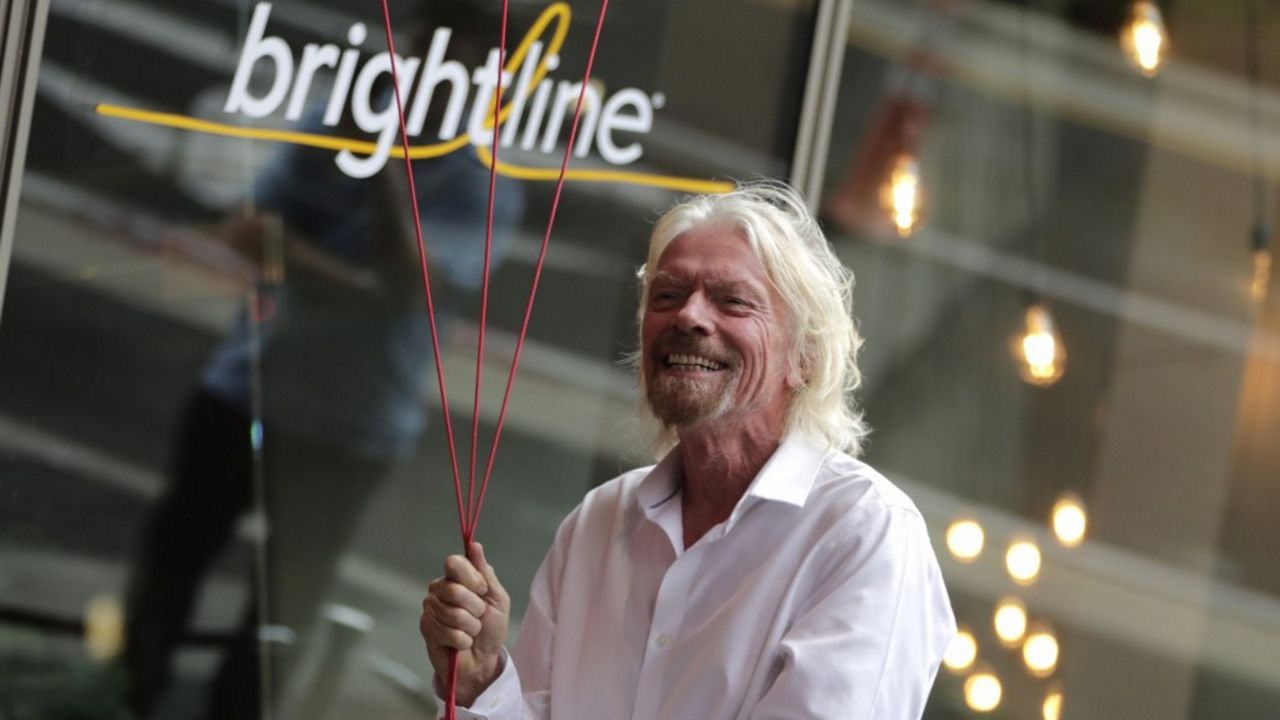 Brightline Drops Virgin as Partner, Won't be Rebranded After All