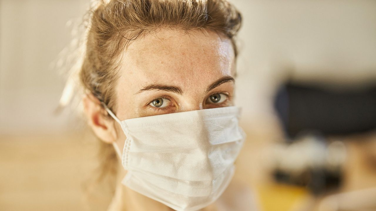Could Wearing a Mask at Home Become the Norm?