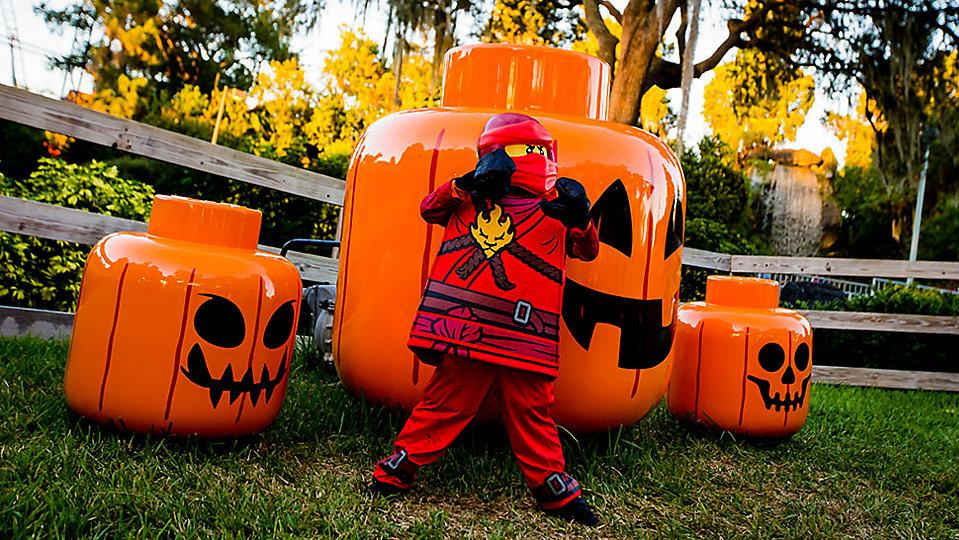 Brick-or-Treat returns to Legoland Florida Resort in October. (Legoland Florida)