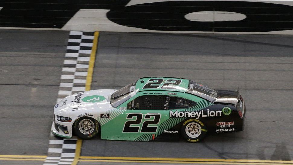 Austin Cindric Continues Hot Run On Daytona Road Course