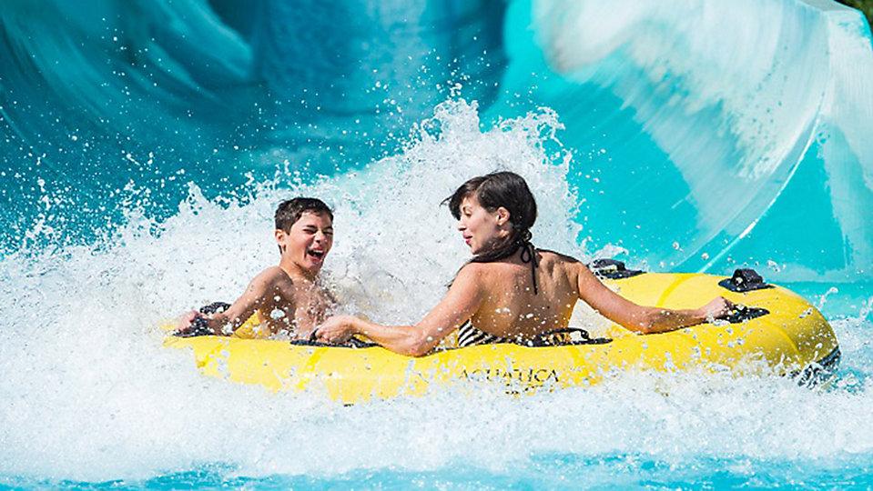 Aquatica Orlando. (SeaWorld)