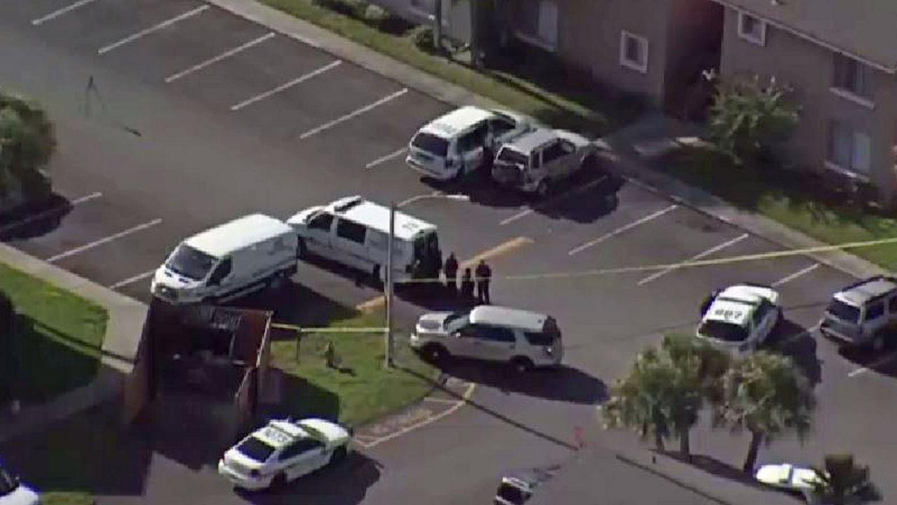 Man Shot At Orlando Apartment Complex Later Dies
