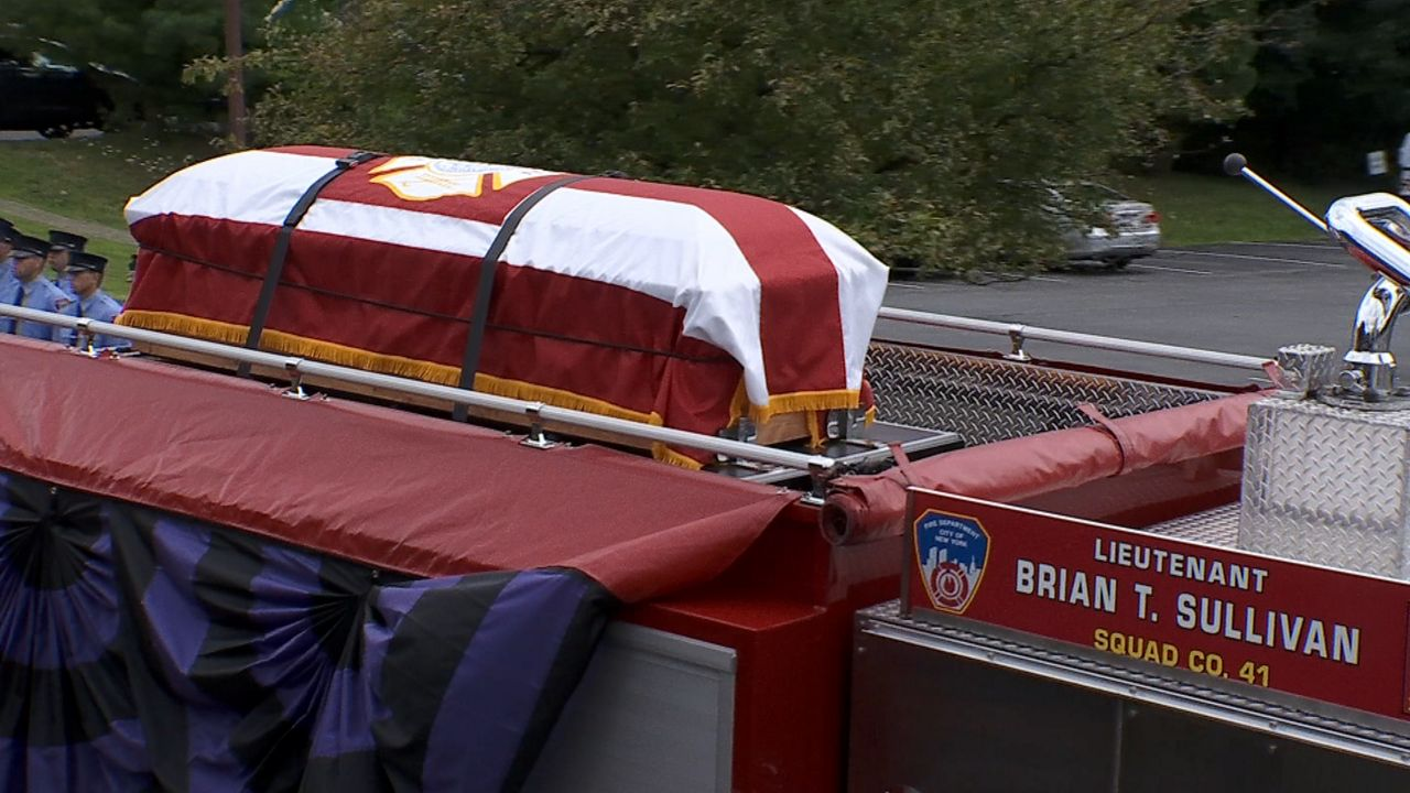 Funeral Held for FDNY Lieutenant Who Died After 24-Hour Tour of Duty