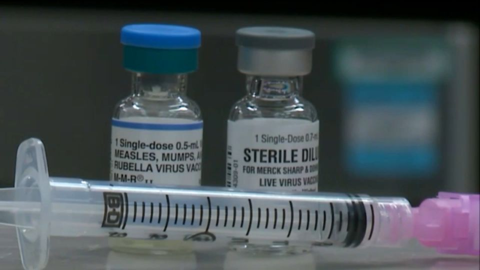 Doctors Remind Parents to Vaccinate Kids Before School Starts