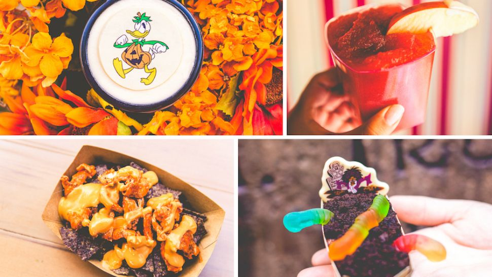 Mickey's Not-So-Scary Halloween Party Food Guide