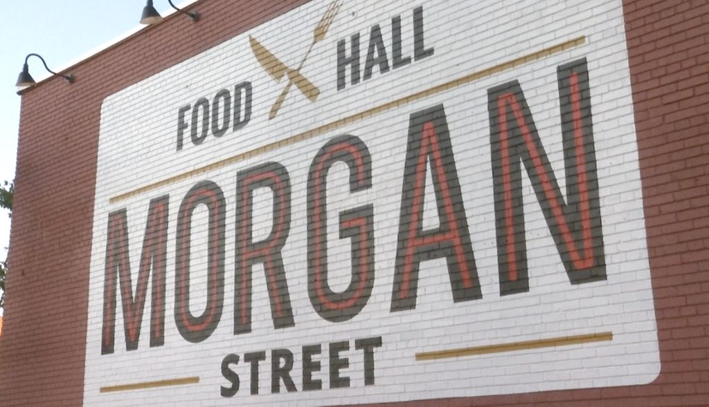 Morgan Street Food Hall Opens In Raleigh