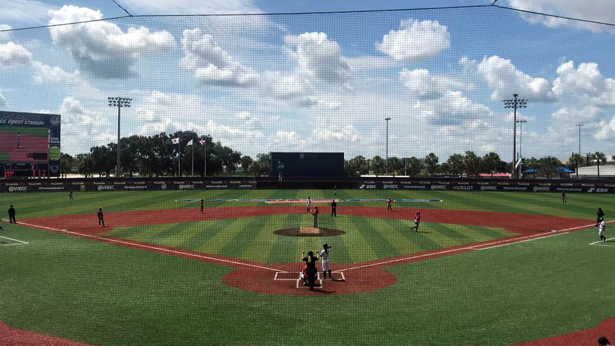 0f5811f042e8fb Players from around the world are gathering in Brevard County for the  Women's Baseball World Cup