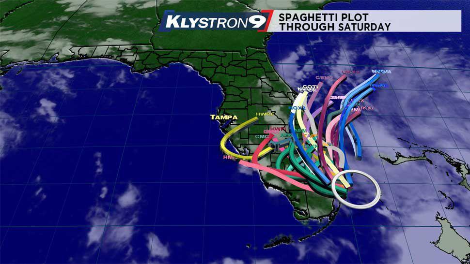 WEATHER BLOG: Heart of Hurricane Season Upon Us