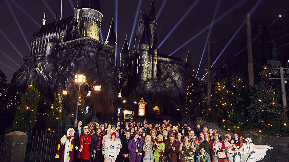 Universal's Back to Hogwarts event will include a social fan meetup, plus month-long activities. (Universal)