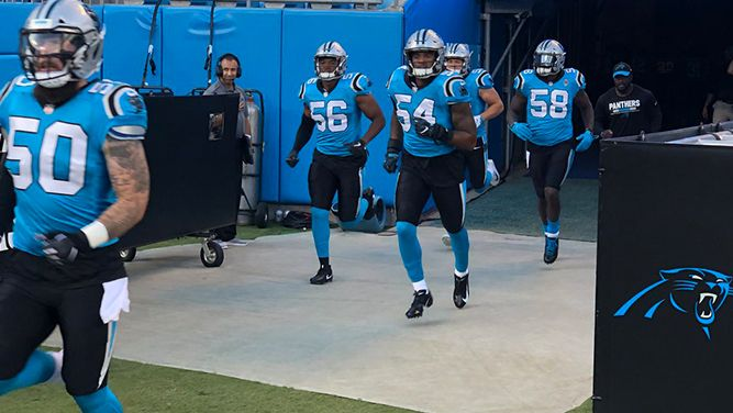 Panthers Drop 5th in a Row, Lose 26 20 to Browns
