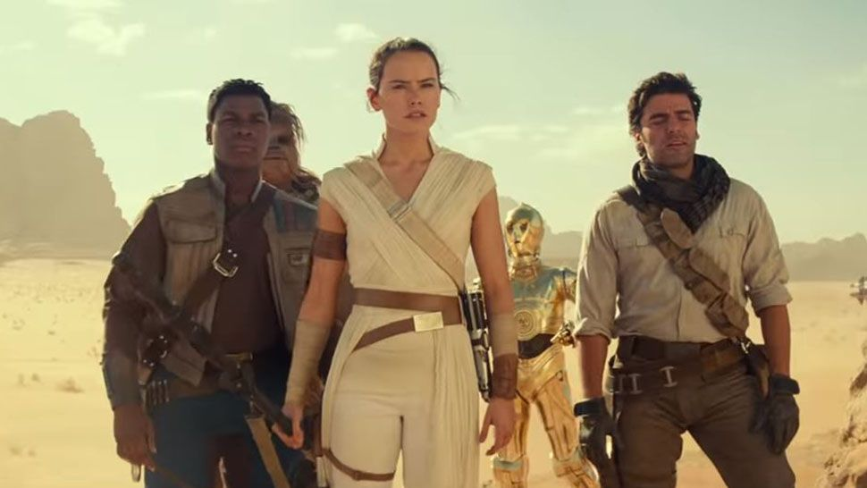"""WATCH: """"Star Wars: The Rise of Skywalker"""" Teaser from D23 Released"""