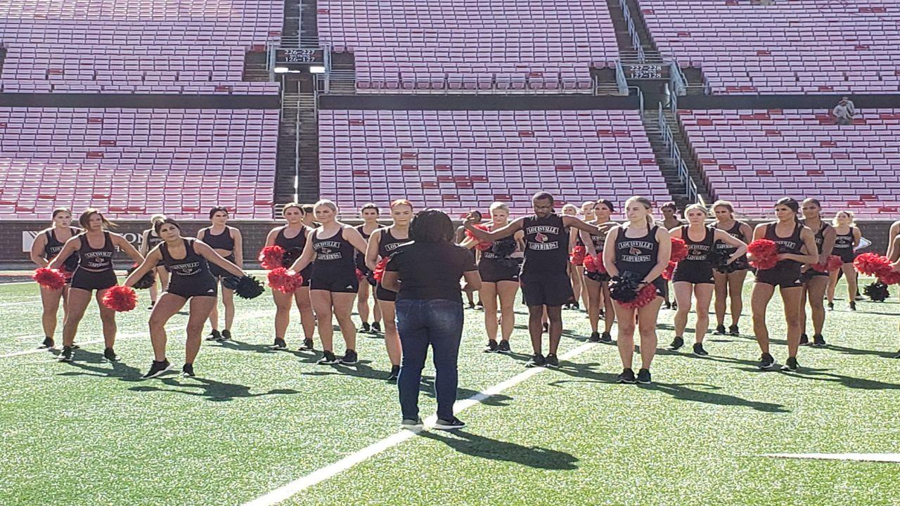 University of Louisville Spirit Band
