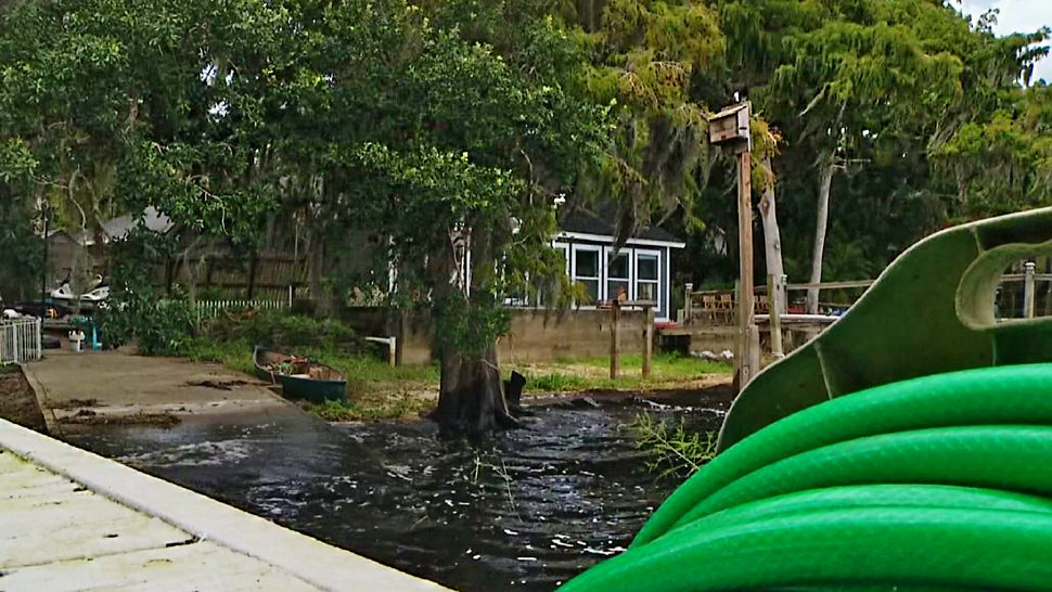 DORIAN: Seminole County Residents Concerned About Flooding