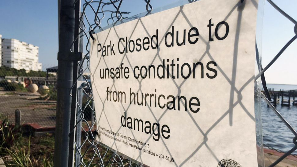 Brevard County Parks Still Closed 2 Years After Hurricane Irma