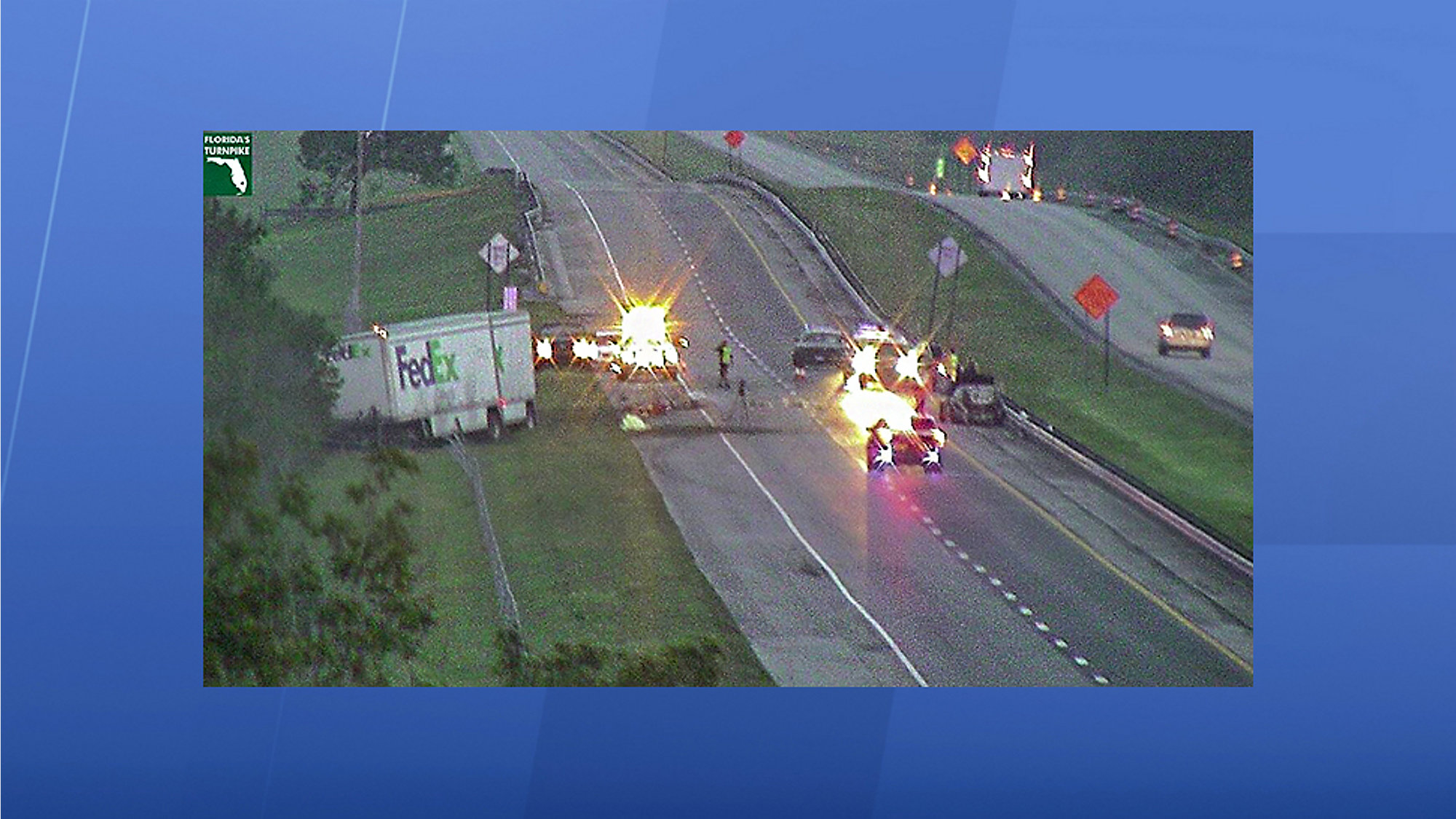 FHP: 3 people dead from fatal Florida Turnpike crash