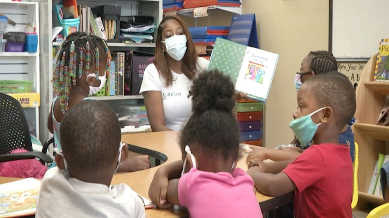 New Grant Helps Childcare Programs Stay Afloat During Pandemic