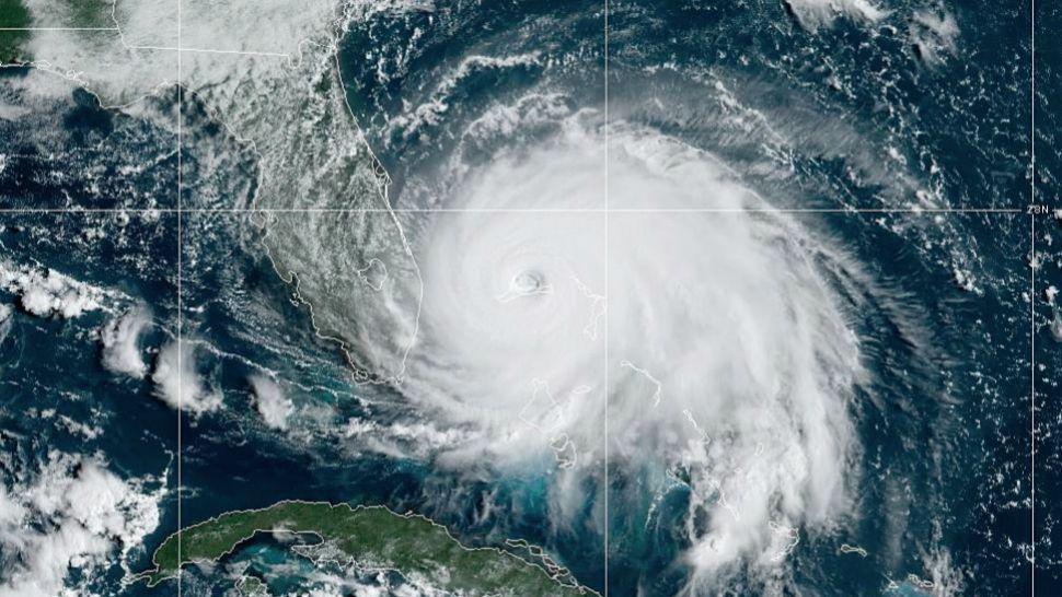 TROPICS: Category 3 Dorian Still Stationary Over Northern Bahamas