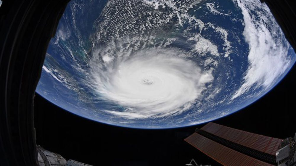 TROPICS: Dorian Still Sitting on Bahamas, Wind Speeds Fall Further