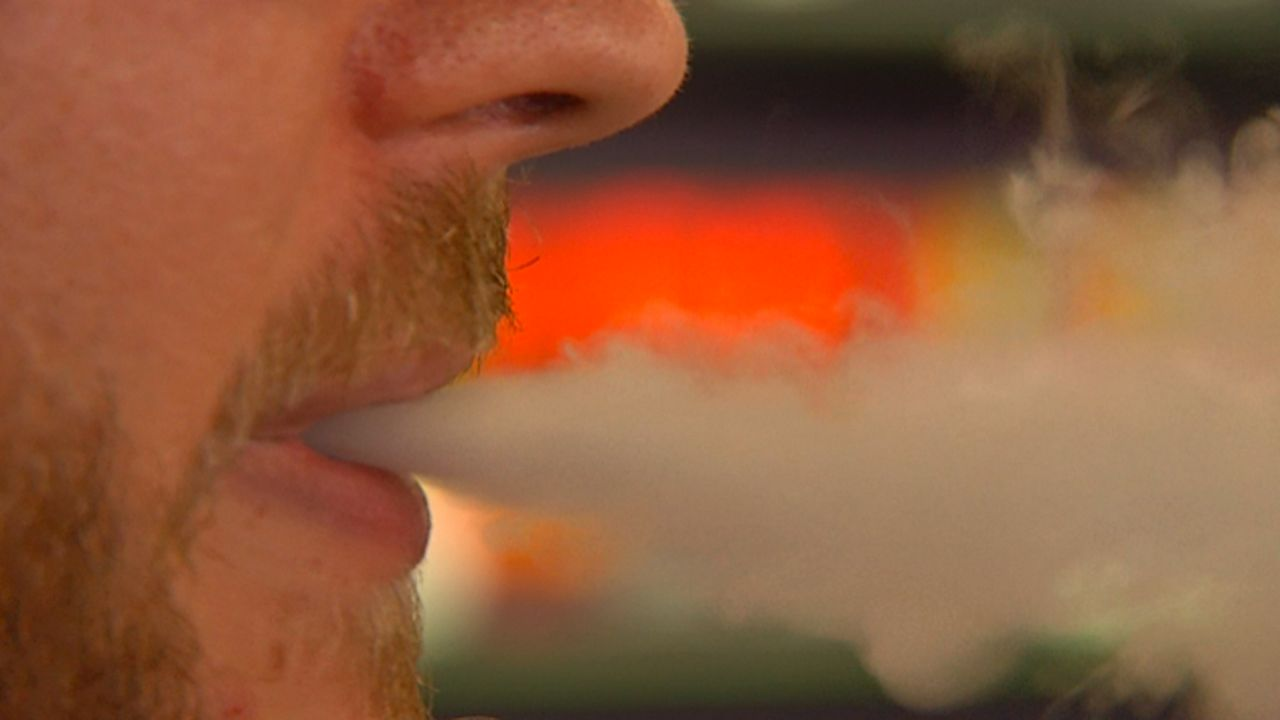 Opponents of Vaping Ban Says Measure Could Make People Sicker