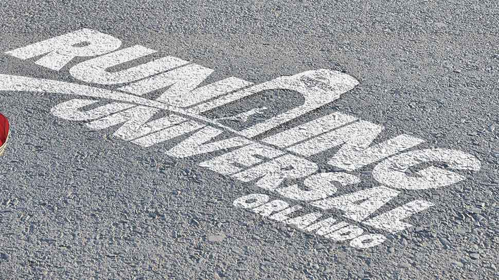Universal Orlando to Host Its First Running Weekend