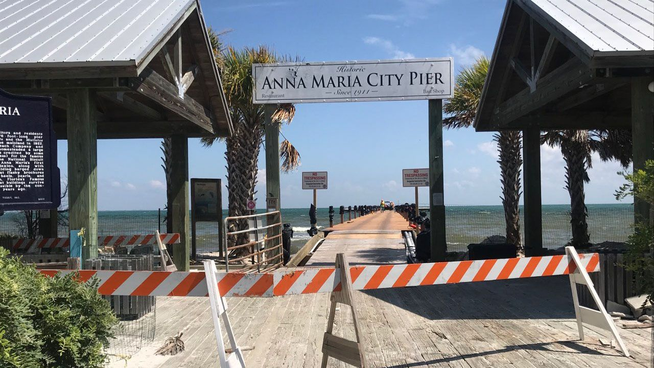 Anna Maria Pier Forced to Close After Irma Faces 2nd Setback