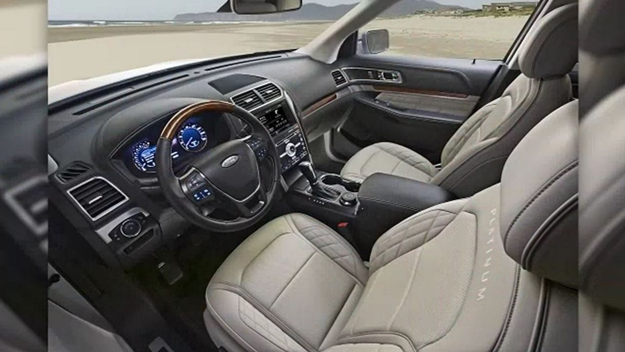 Ford Explorer Recall 2017 >> 2017 Ford Explorers Recalled