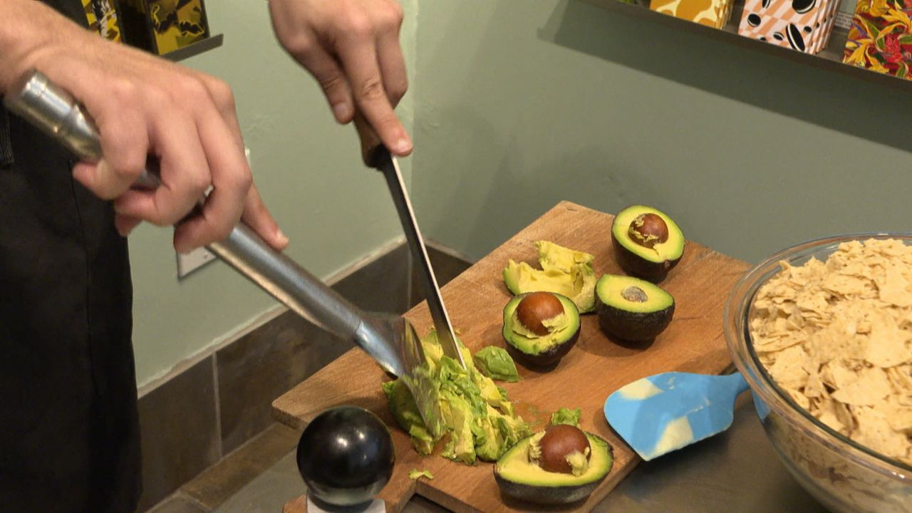 Local Chocolatier Puts Fresh Avocado in Chocolate Bars