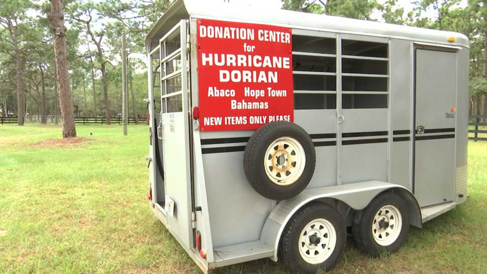 Hernando Distillery Collecting Donations for Bahamas Relief