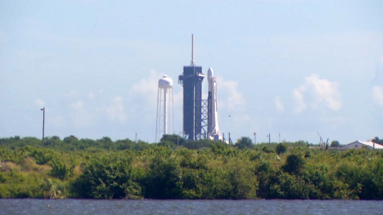 SpaceX Delays Announcement of Date for Falcon 9 Rocket Launch