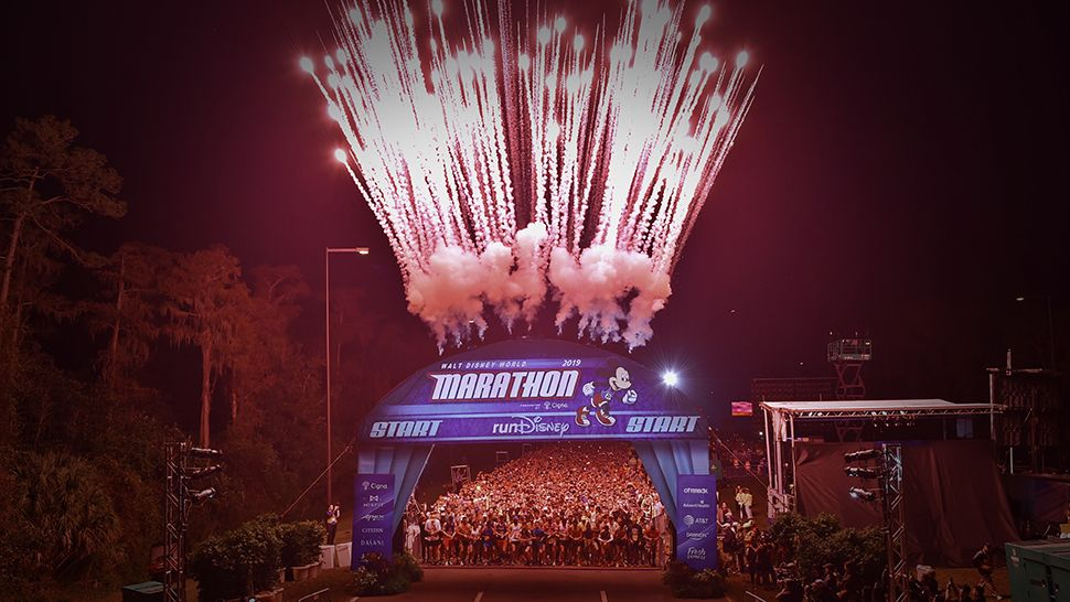 RunDisney Makes Changes to 2020 Walt Disney World Marathon Weekend