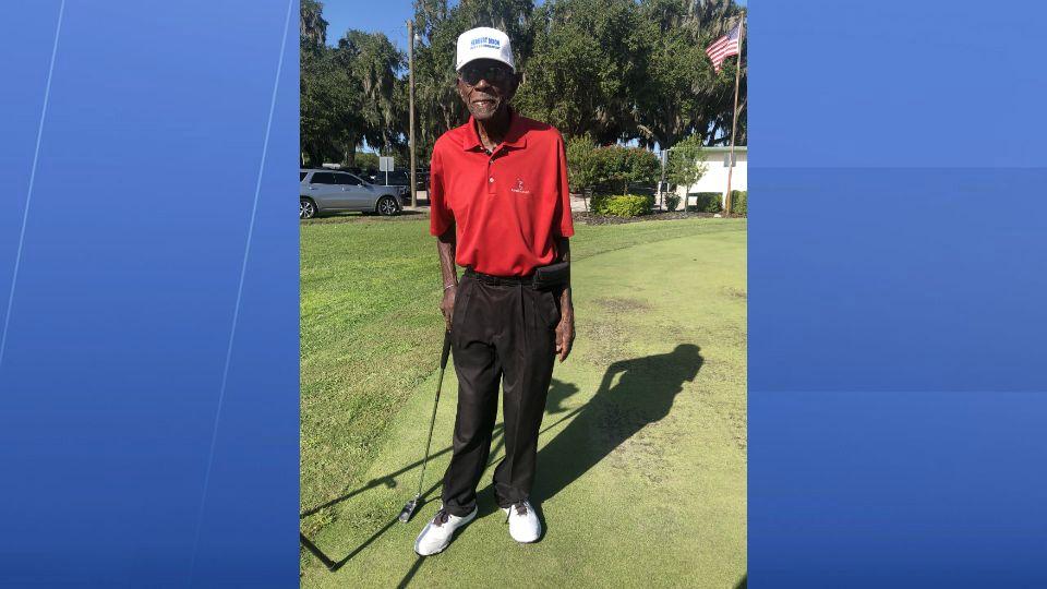 Bartow Man Still Golfing Daily at 100 Years Old