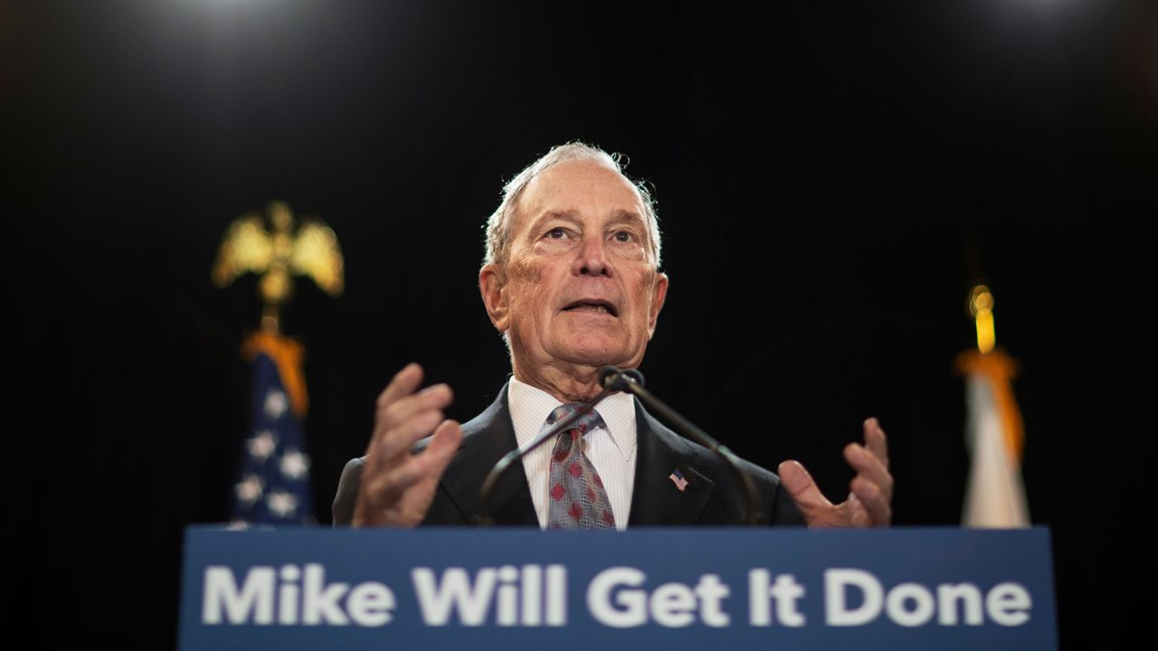 Florida Governor, AG Want Probe Into Bloomberg Felon-Voting Efforts