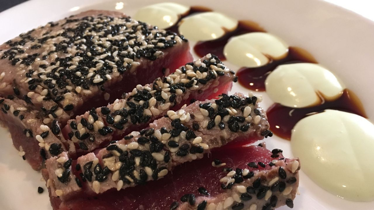 """Christner's Prime Steak & Lobster reveals """"small but mighty"""" variations to Beef Wellington and Sesame Seared Tuna."""
