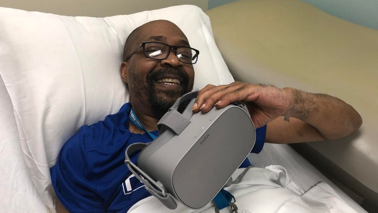 Wake Forest Baptist Uses Virtual Reality to Help Patients