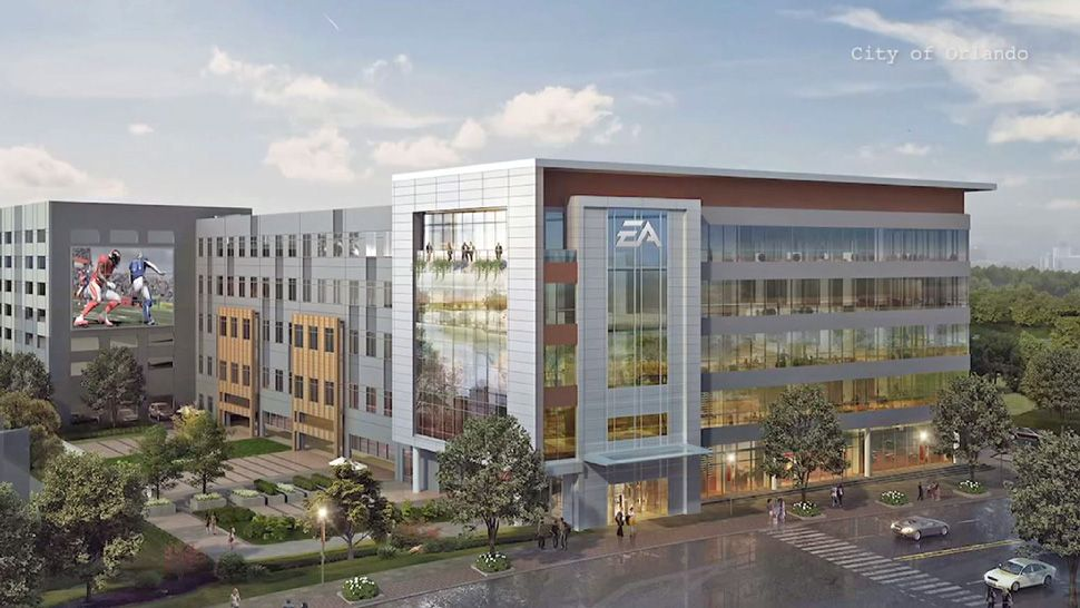 Orlando Lures EA to Downtown's Creative Village