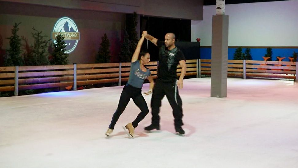 New Ice Rink Opens in Lake County