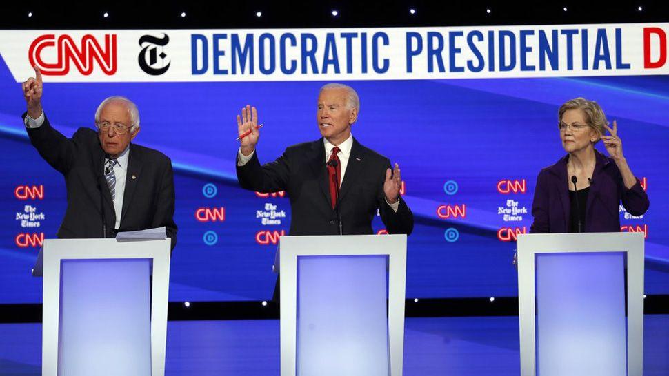 Fact Checking The Democratic Debates