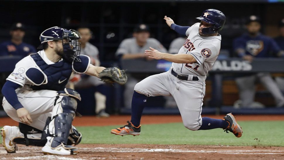 LIVE UPDATES: Rays Must Win On The Road vs. Astros' Ace To Advance