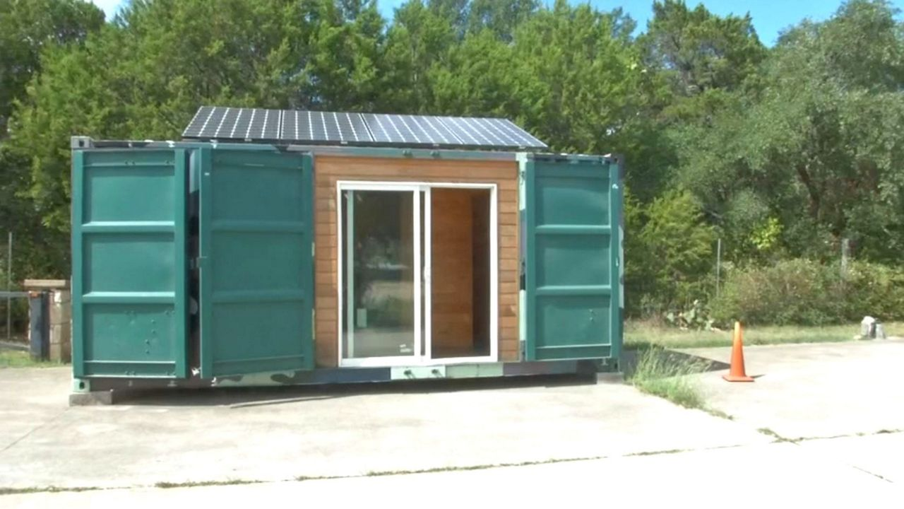 Austin-Based Veteran Aims to Help Victims of Disaster With LifePods