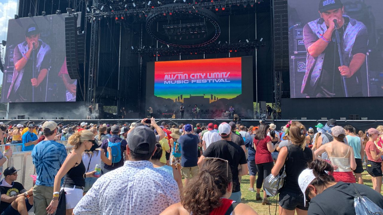 PHOTO GALLERY: ACL Fest Weekend One