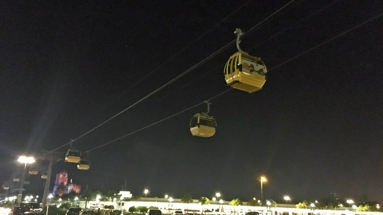 """Disney Skyliner Experiences """"Unexpected Downtime"""" in Opening Week"""