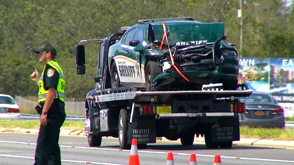 Osceola Deputy Cited for Careless Driving in Deadly Crash