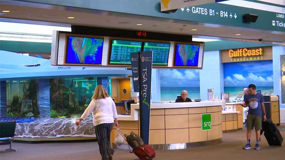 Sarasota-Bradenton International Airport Receives $9M Grant for Much-Needed Upgrades