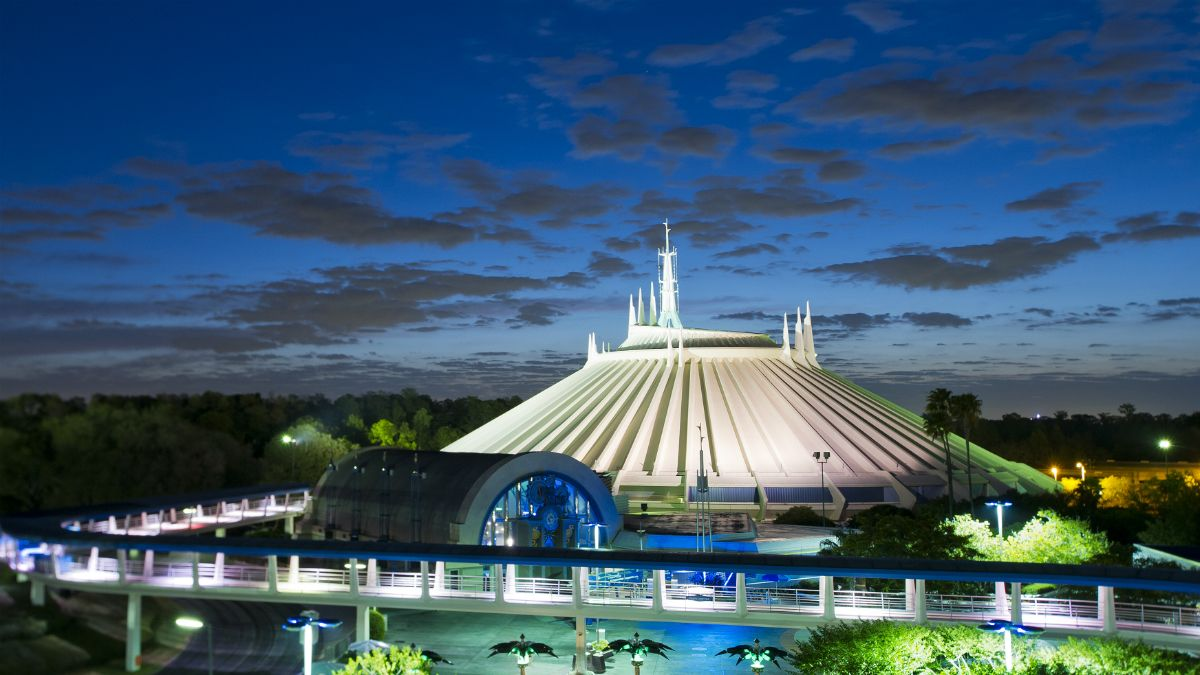 Space Mountain Seats Reported Stolen From Disney World