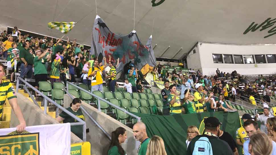 tampa bay rowdies fans optimistic about playoffs tampa bay rowdies fans optimistic about